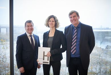 Professorship For Dr Ina Blumel At The Hochschule Hannover University Of Applied Sciences And Arts Technische Informationsbibliothek Tib